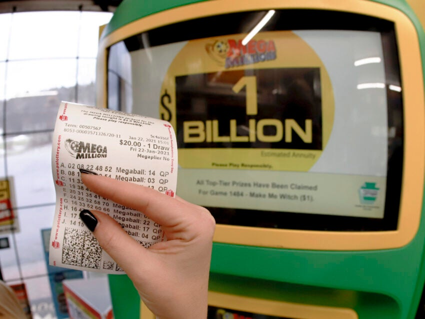 Michigan Mega Millions ticket wins $1 billion jackpot thumbnail