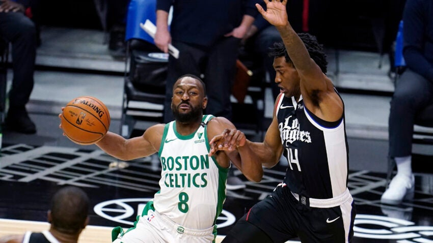 5 takeaways as Kemba Walker's late jumper helps lift Celtics over Clippers
