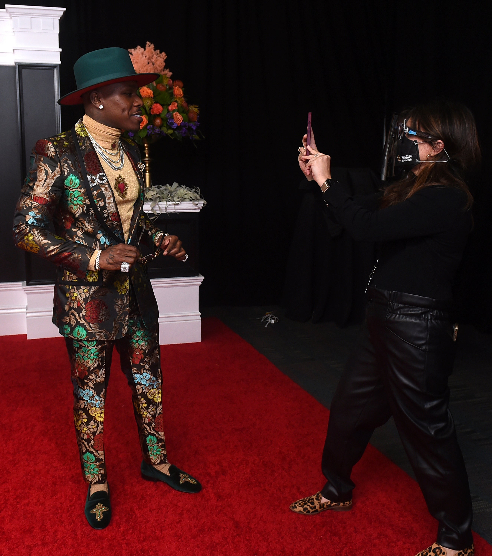 Doja Cat, Cynthia Erivo led the fashion march at the Grammys