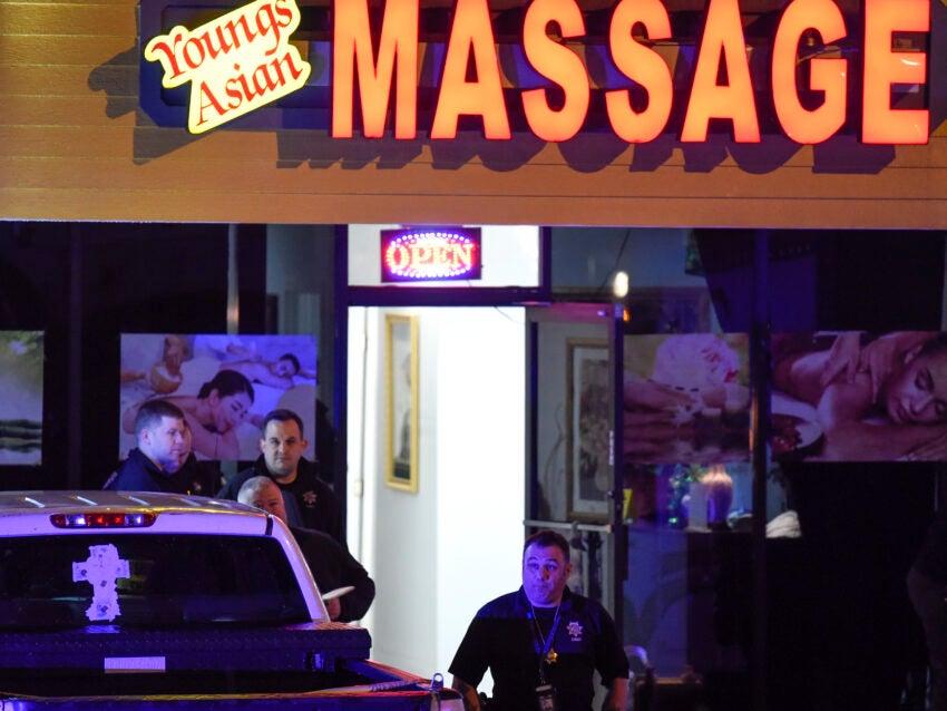 Police investigate suspect's motive in Atlanta-area killings thumbnail