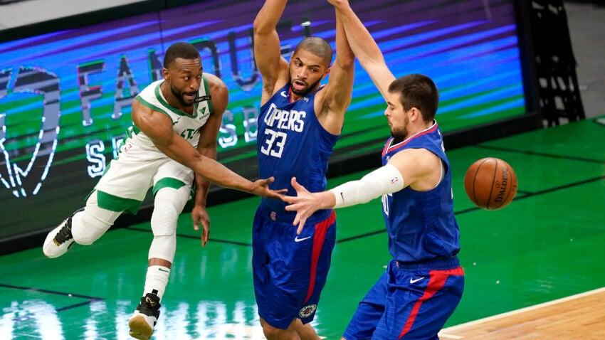 5 takeaways as Kemba Walker, Robert Williams help Celtics hold off Clippers - Boston.com