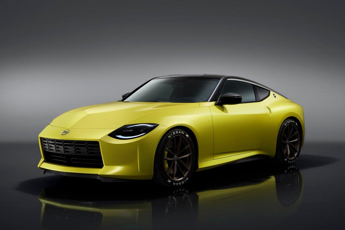 The 2022 Nissan Z400.