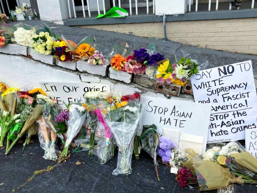 Rallies in Atlanta, nation against hate after spa shootings