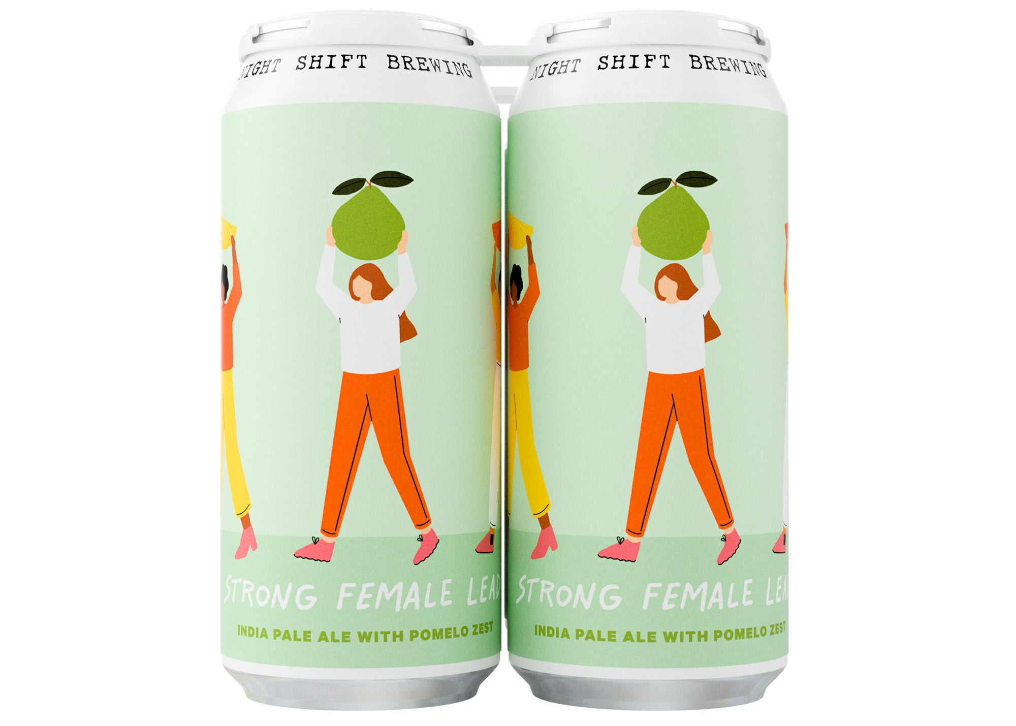 Strong Female Lead from Night Shift Brewing