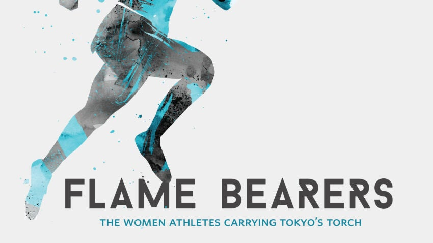'Flame Bearers' shines light on 'unsung' women athletes of this year's Olympics