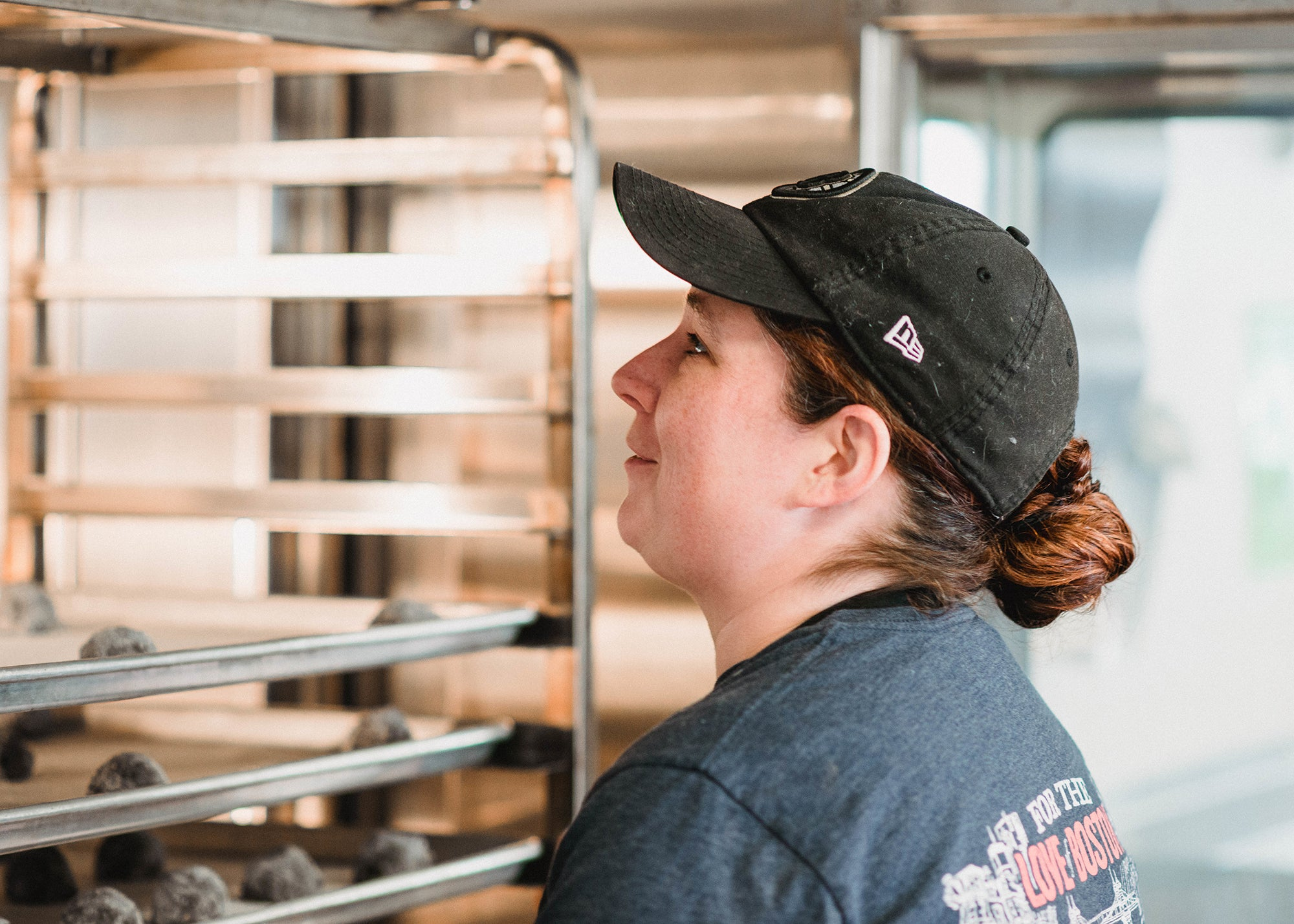 Heather Yunger, owner at Top Shelf Cookies