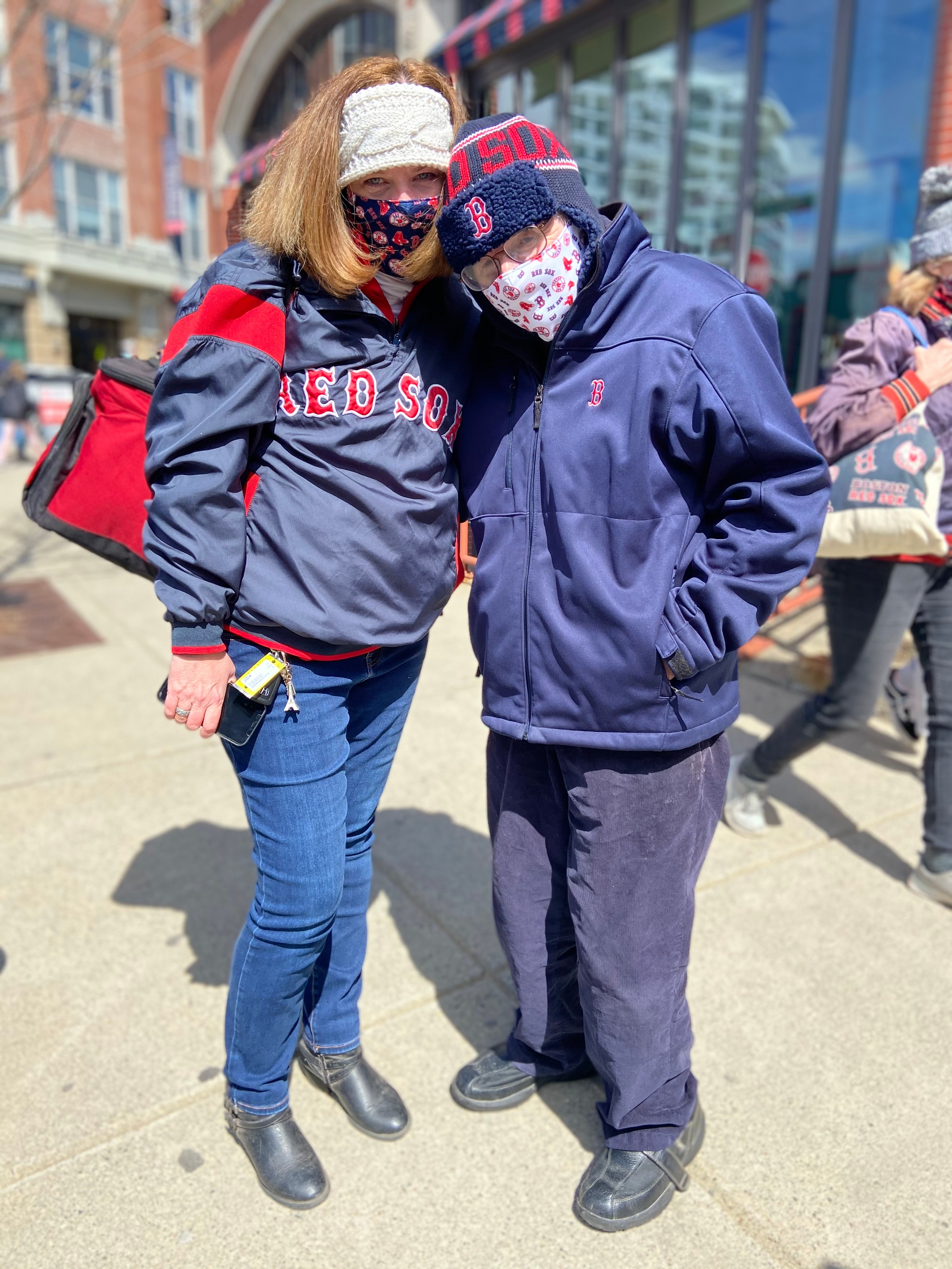 Red Sox Fenway Opening Day