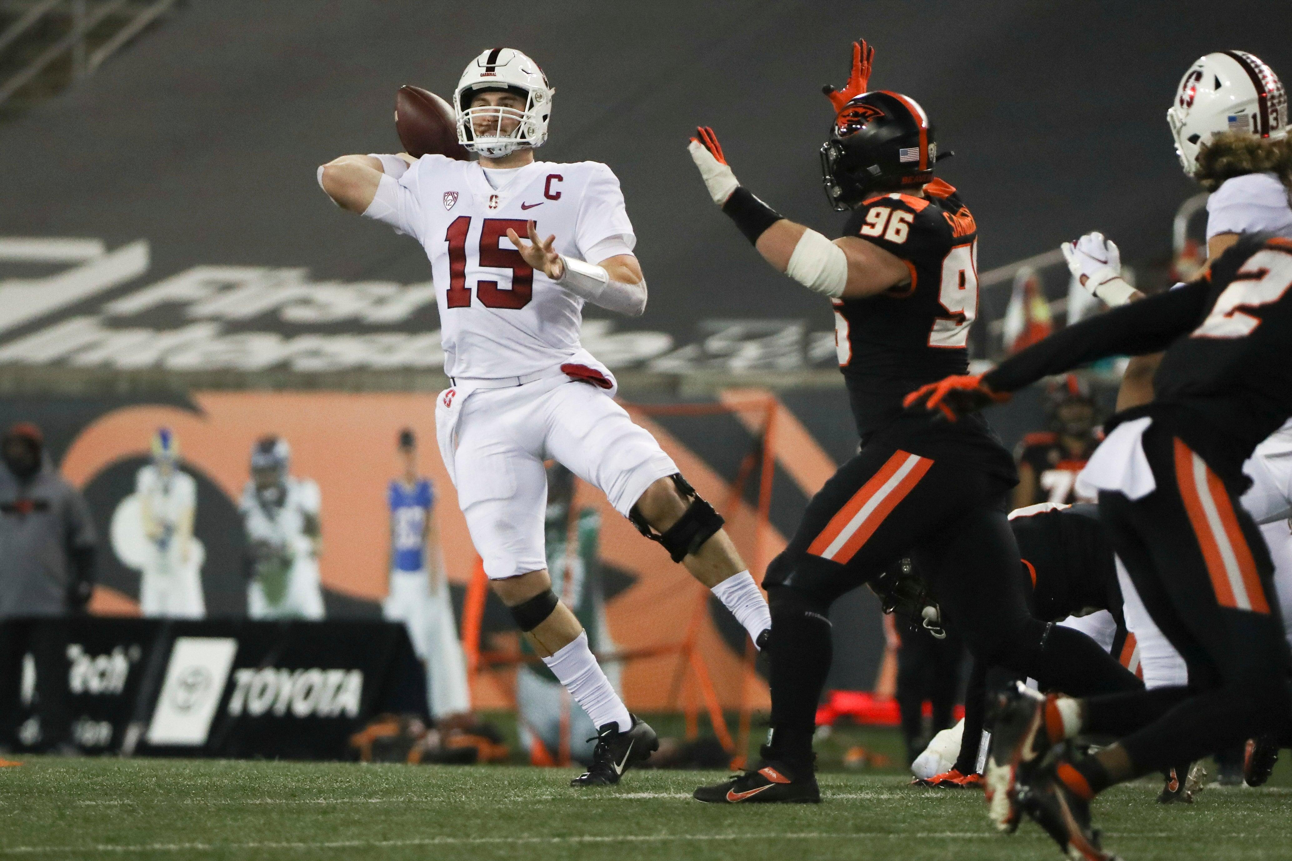 Stanford Davis Mill Patriots NFL Draft