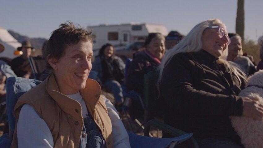 """Frances McDormand in """"Nomadland."""""""