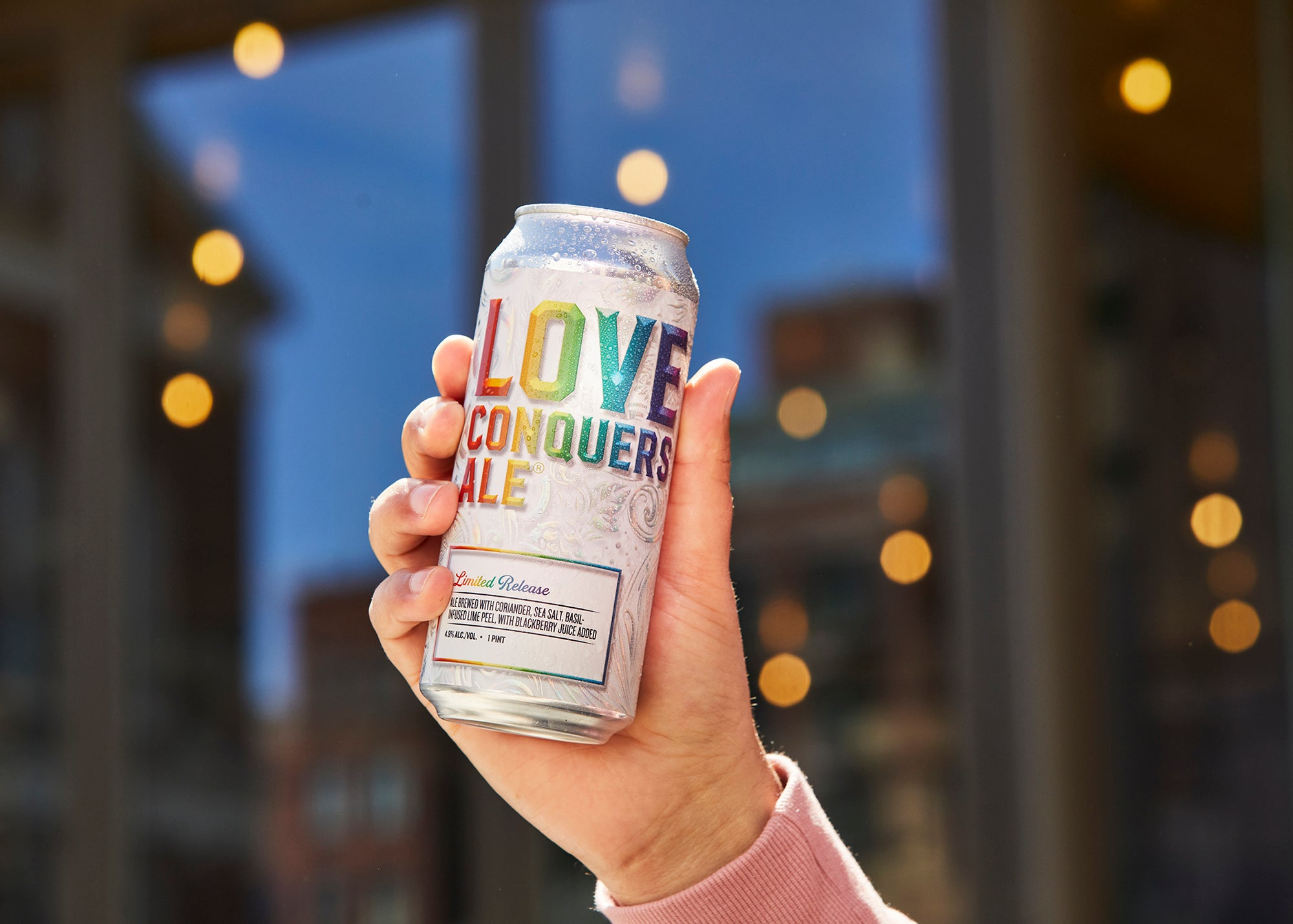 Love Conquers Ale from Sam Adams