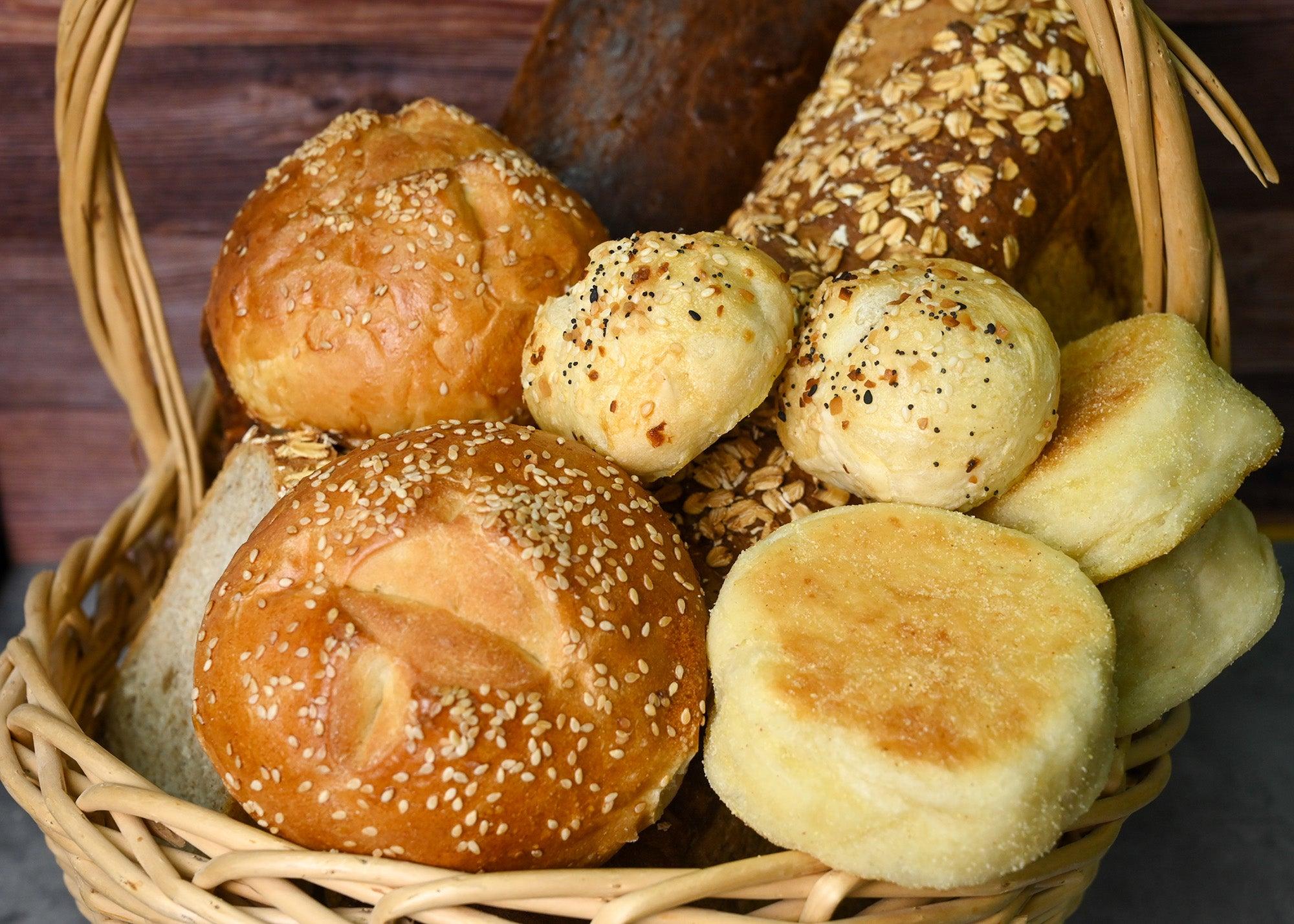 Baked goods at Flourhouse Bakery