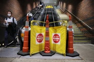 MBTA escalator accident: Witness says incident resulted in a bloody scene