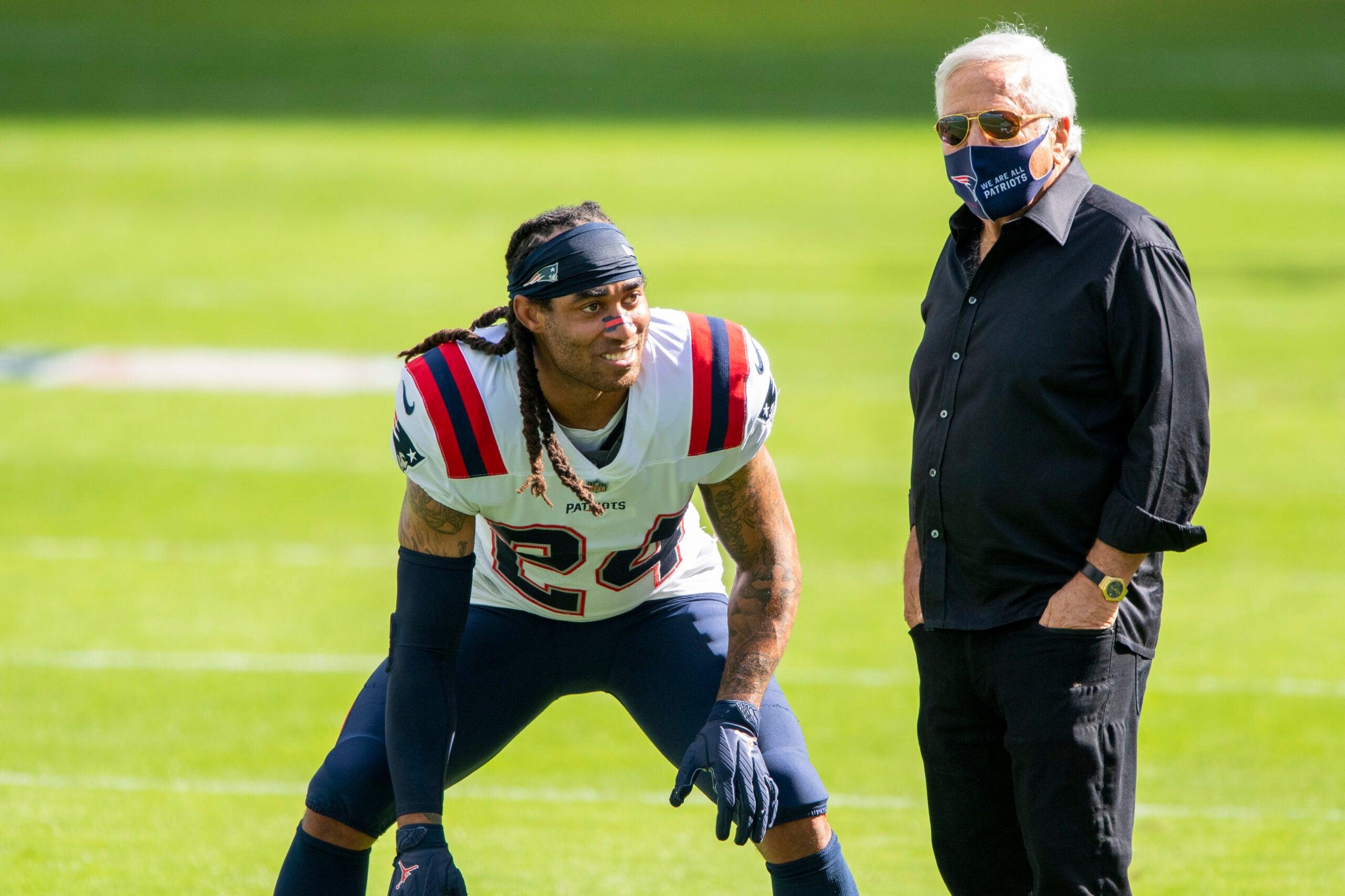 Ian Rapoport hints Patriots' PUP move could resolve Stephon Gilmore saga - Boston.com
