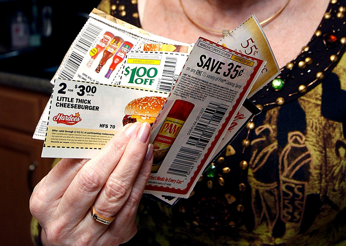 A Virginia woman 'perfected the art' of making fake coupons. She's now going to prison for it.