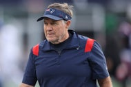 Bill Belichick on beer, beating the Jets, and Patriots' 2021 direction